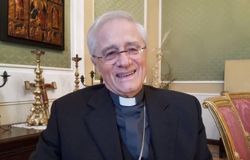 Amministratore Apostolico      Mons. Gianni Ambrosio